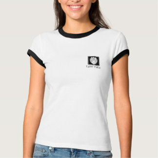 サイバーの警察 Tシャツ