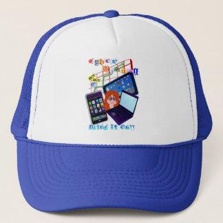 サイバーはそれを月曜日持って来ます! 帽子