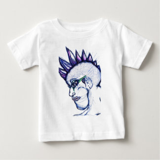 サイバーパンク ベビーTシャツ