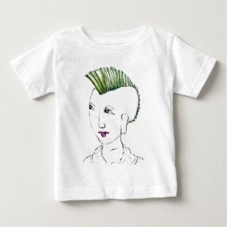 サイバーパンクGrrllzzz!!! ベビーTシャツ