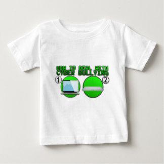 サイバーbullying.png ベビーTシャツ
