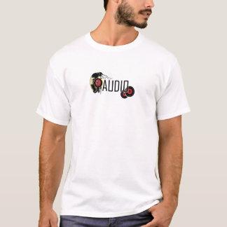 サイファイおよび可聴周波テーマの服装 Tシャツ