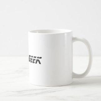 サイファイのギークのマグ コーヒーマグカップ