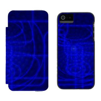サイファイのネオン回路 INCIPIO WATSON™ iPhone 5 財布 ケース