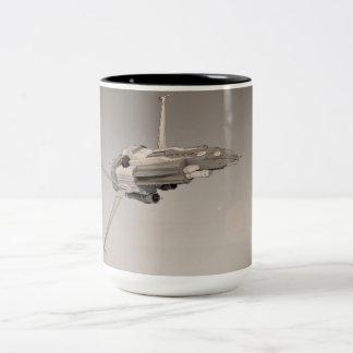 サイファイのマグ ツートーンマグカップ