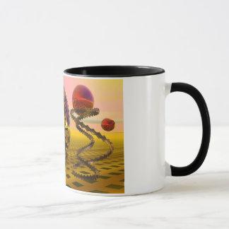サイファイのマグ マグカップ