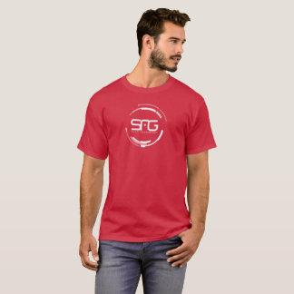 サイファイの世代別深紅のワイシャツ Tシャツ