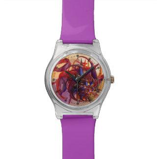 サイファイの昆虫 腕時計