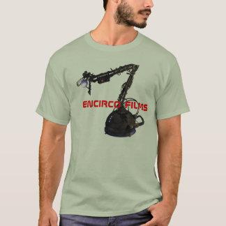 サイファイ映画支柱 Tシャツ