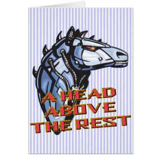 サイボーグの馬 カード