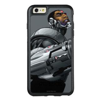 サイボーグ及び武器のバスト2 オッターボックスiPhone 6/6S PLUSケース
