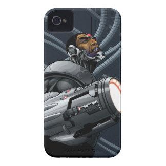 サイボーグ及び武器のバスト Case-Mate iPhone 4 ケース