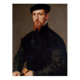 サイモンRenard 1553年のポートレート ポストカード