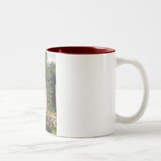 サイロ ツートーンマグカップ
