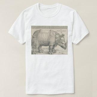 サイ、アルブレヒトDurer著木版画 Tシャツ