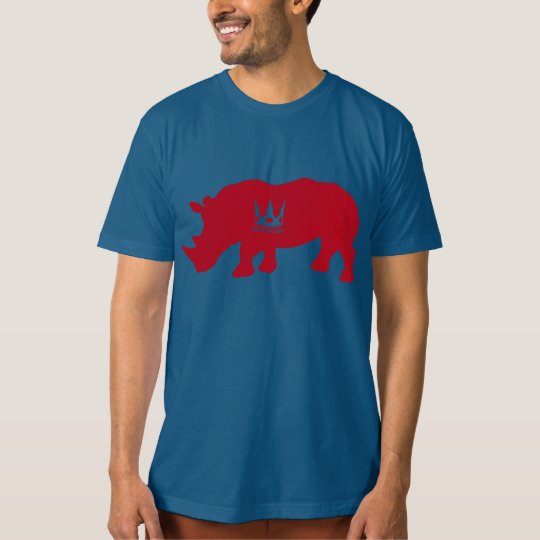 サイ(赤) Tシャツ