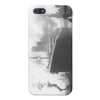 サウサンプトンの波止場で巨大 iPhone SE/5/5sケース