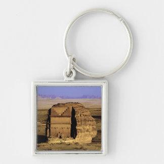 サウジアラビアの古代Madain Salehの場所 キーホルダー