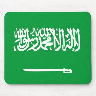 サウジアラビアの国旗の国家の記号 マウスパッド