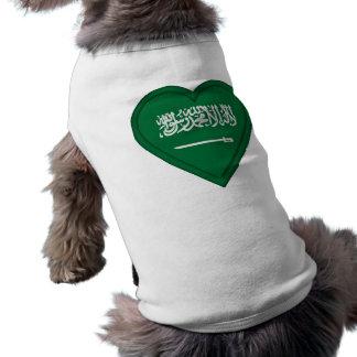 サウジアラビアの旗 ペット服