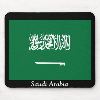 サウジアラビアの旗 マウスパッド