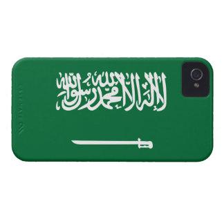 サウジアラビアの旗 Case-Mate iPhone 4 ケース