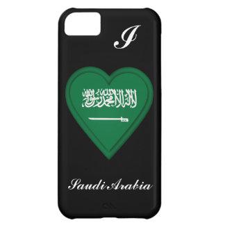 サウジアラビアの旗 iPhone5Cケース