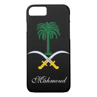 サウジアラビアの旗 iPhone 7ケース