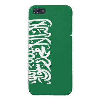 サウジアラビアの旗 iPhone SE/5/5sケース