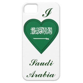 サウジアラビアの旗 iPhone SE/5/5s ケース