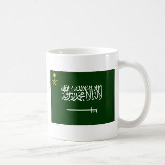 サウジアラビアの旗Alt2 コーヒーマグカップ