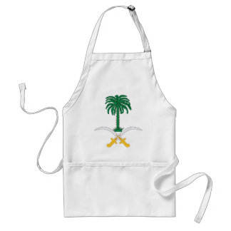 サウジアラビアの紋章付き外衣 スタンダードエプロン
