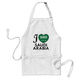 サウジアラビア愛 スタンダードエプロン