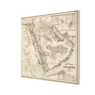 サウジアラビア キャンバスプリント