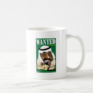 サウジアラビア コーヒーマグカップ
