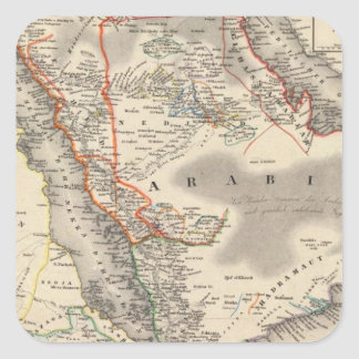 サウジアラビア スクエアシール