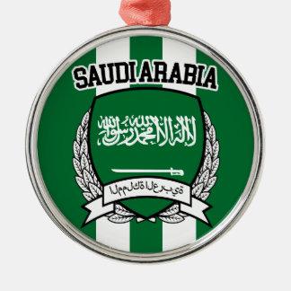 サウジアラビア メタルオーナメント