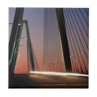 サウスカロライナのアーサーRavenel Jr.橋 タイル