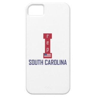 サウスカロライナのデザイン iPhone SE/5/5s ケース