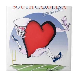 サウスカロライナのヘッドハート、贅沢なfernandes タイル