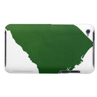 サウスカロライナの地図 Case-Mate iPod TOUCH ケース