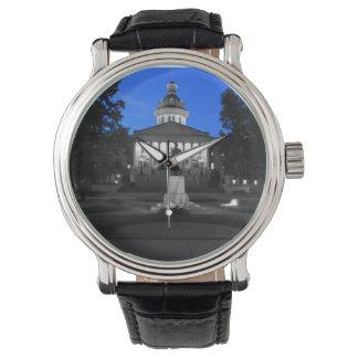 サウスカロライナの州の家の腕時計 腕時計