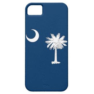 サウスカロライナの旗とのIPhone 5の場合 iPhone SE/5/5s ケース