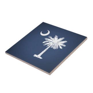 サウスカロライナの旗 タイル