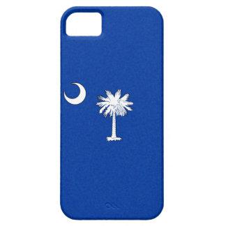 サウスカロライナの旗 iPhone SE/5/5s ケース