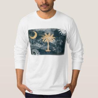 サウスカロライナの旗 Tシャツ