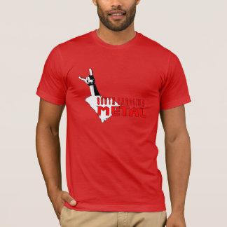 サウスカロライナの金属のワイシャツ Tシャツ