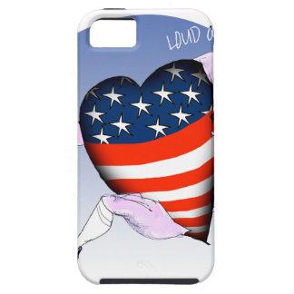 サウスカロライナの騒々しく、誇りを持った、贅沢なfernandes iPhone SE/5/5s ケース