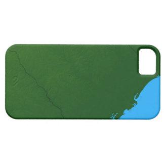 サウスカロライナ2の地図 iPhone SE/5/5s ケース