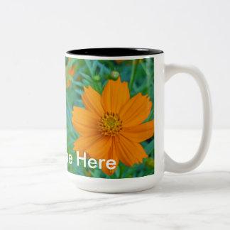 サウスカロライナ2の野生の花 ツートーンマグカップ